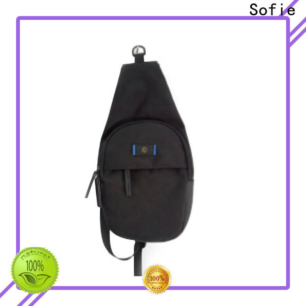 Sofie light weight crossbody sling bag customized for men