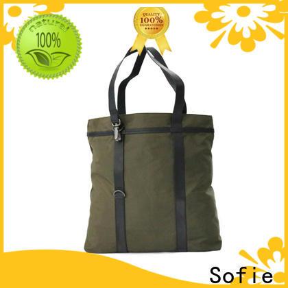 Sofie practical foldable shopping bag series for men