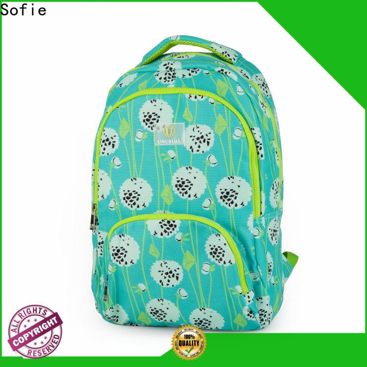 Sofie school backpack series for kids