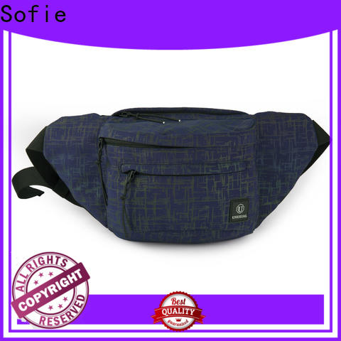 Sofie waist pack wholesale for jogging