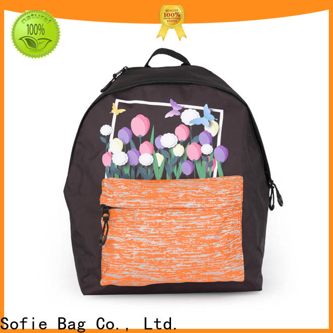 Sofie waterproof school bag wholesale for children