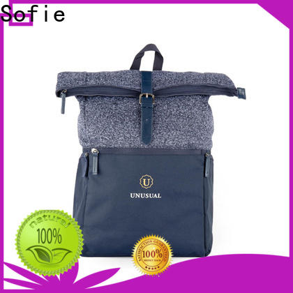 Sofie reflective backpack supplier for school