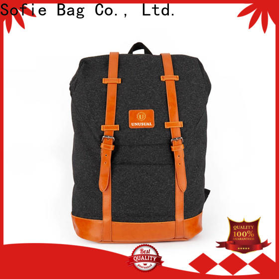Sofie cool backpacks manufacturer for school