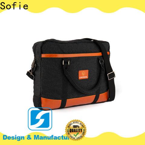 Sofie comfortable laptop messenger bags manufacturer for men