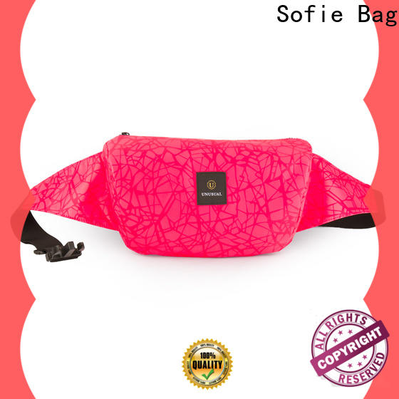 Sofie waist bag personalized for jogging