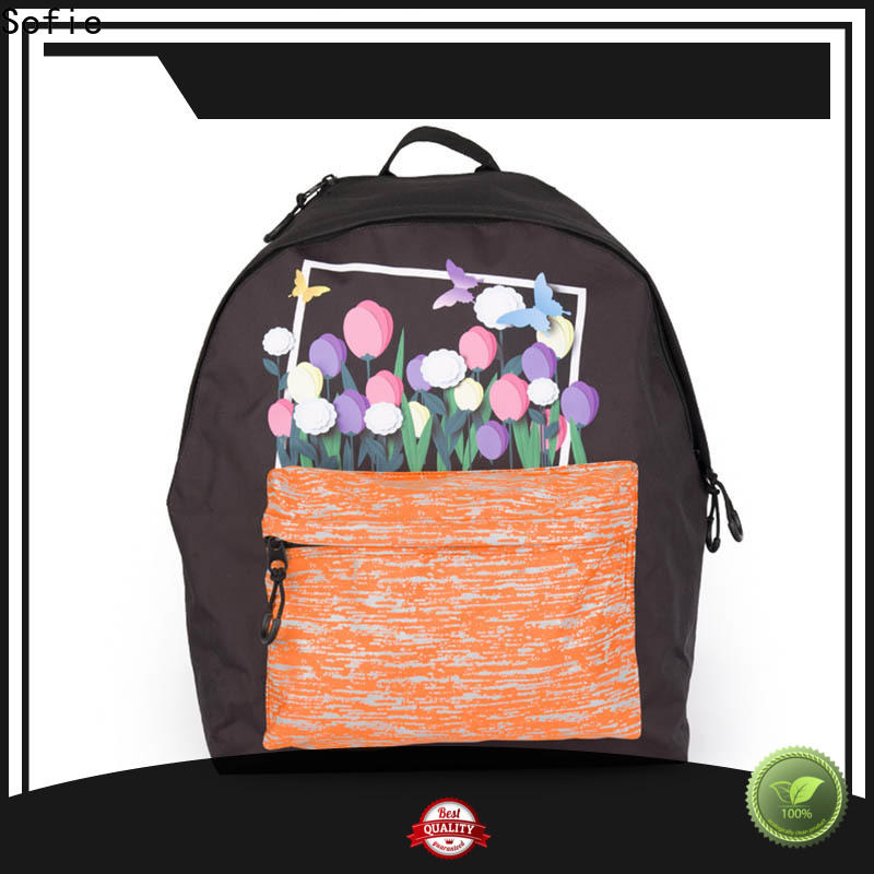 Sofie light weight school backpack manufacturer for students