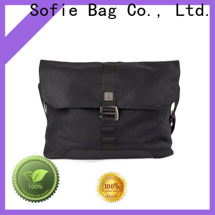 classic style laptop messenger bags factory direct supply for office