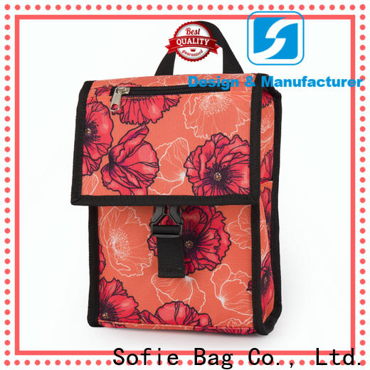 Sofie insulated bag with good price for children