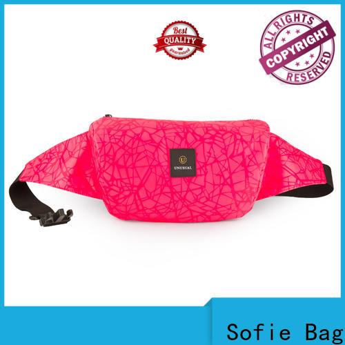 durable waist bag factory price for jogging
