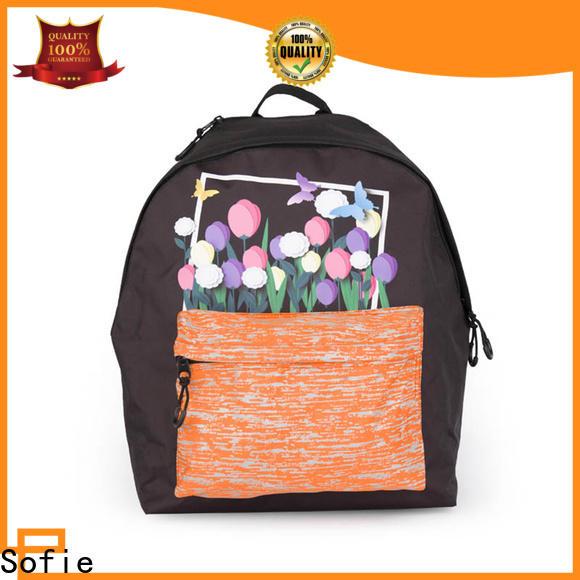 ergonomic shoulder strap school bag series for students