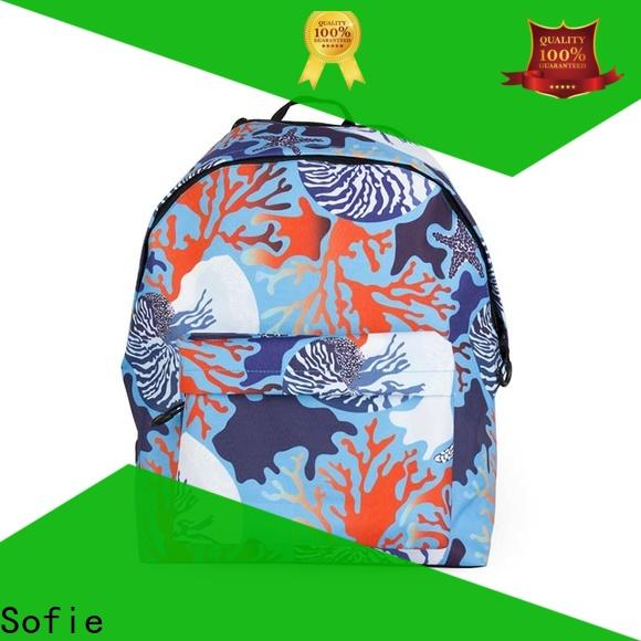 Sofie school bags for girls customized for kids