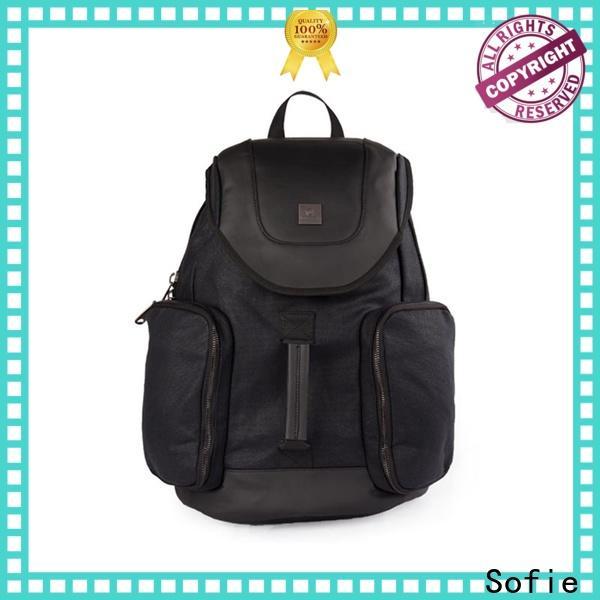 back pocket stylish backpack supplier for business