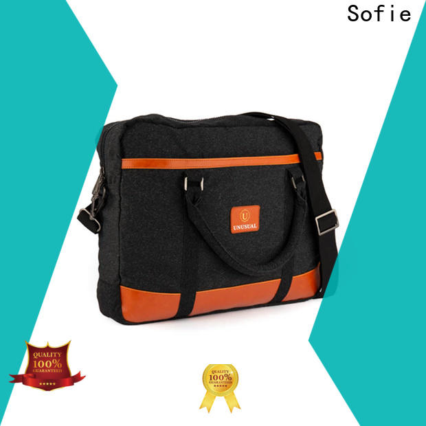 Sofie hot selling laptop bag series for travel