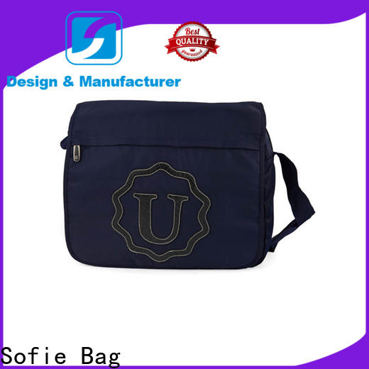 polyester business briefcase bag wholesale for office