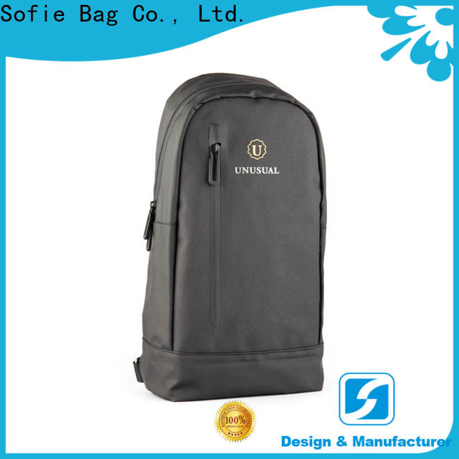 Sofie military chest bag wholesale for women