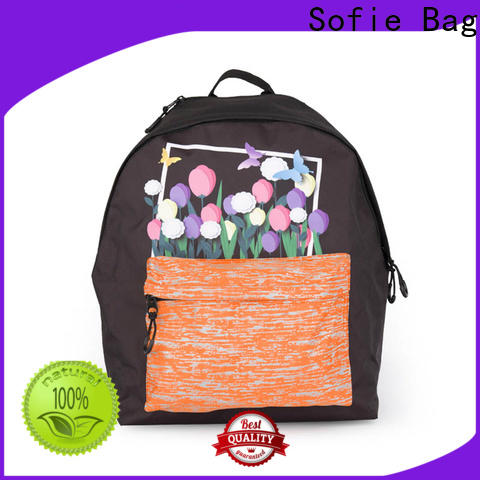 Sofie school bags for girls manufacturer for packaging