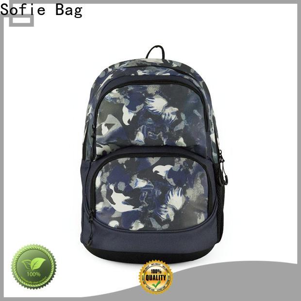 light weight school backpack manufacturer for children