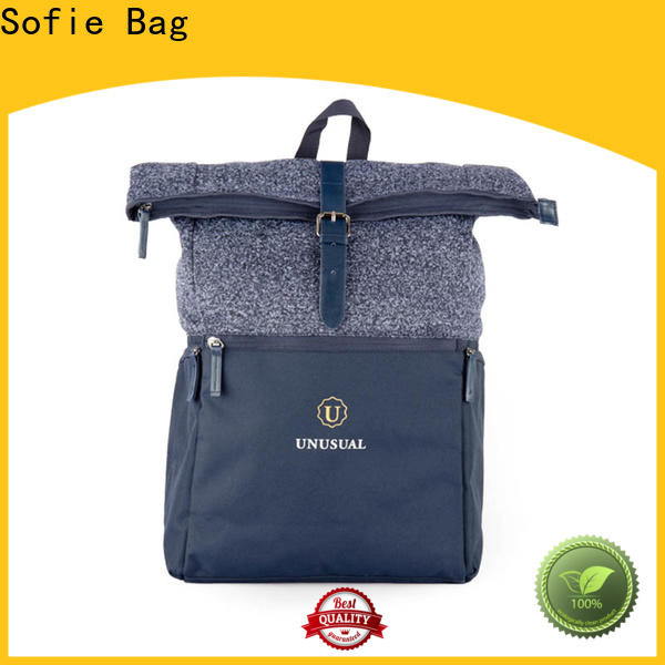 back pocket casual backpack wholesale for travel