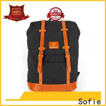 Sofie stylish backpack manufacturer for college