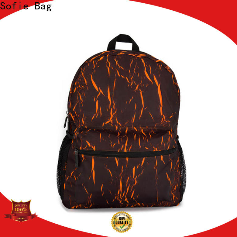 Sofie casual backpack customized for business
