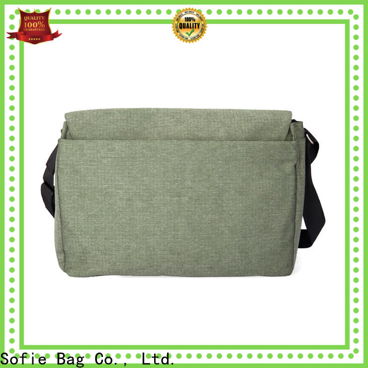 Sofie thick pipped handle laptop business bag wholesale for travel