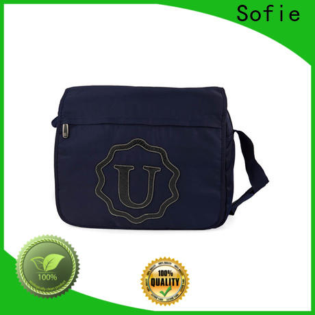 Sofie business bag customized for office