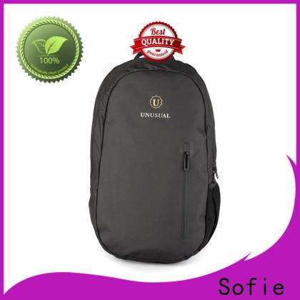 Sofie nylon shoulder straps laptop messenger bags manufacturer for travel