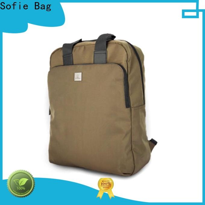 Sofie reflective backpack wholesale for travel