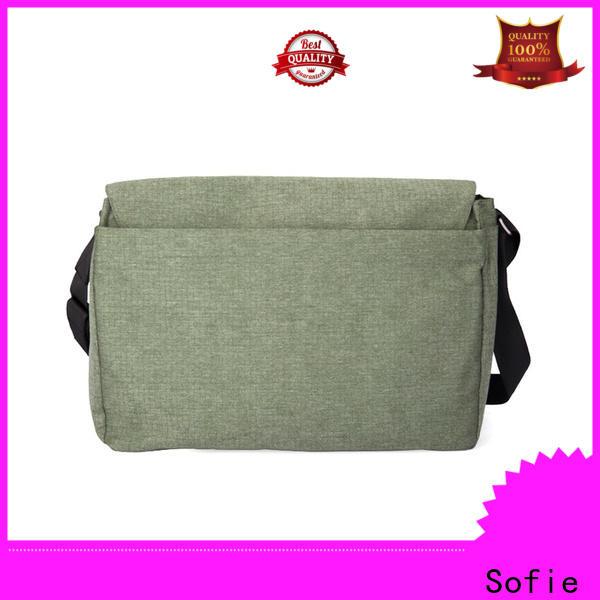 trendy shoulder laptop bag wholesale for travel