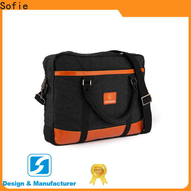 Sofie hot selling laptop backpack supplier for office
