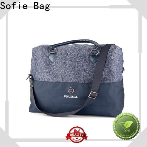 Sofie modern travel bags for women manufacturer for packaging