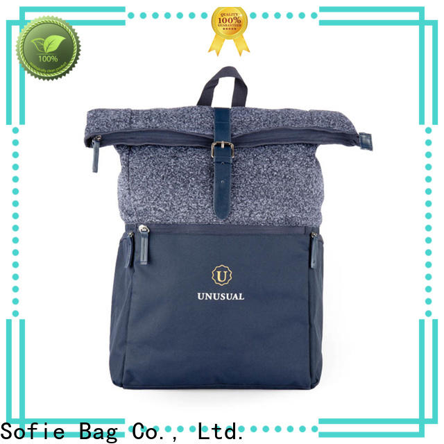Sofie modern backpack wholesale for business