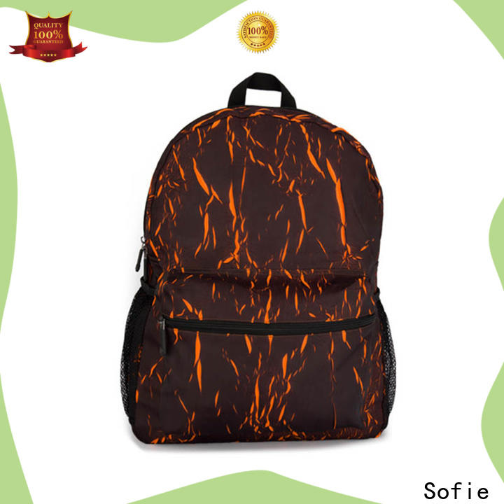 Sofie stylish backpack personalized for business