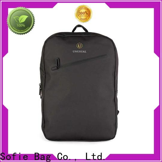 waterproof waxed classic messenger bag supplier for men