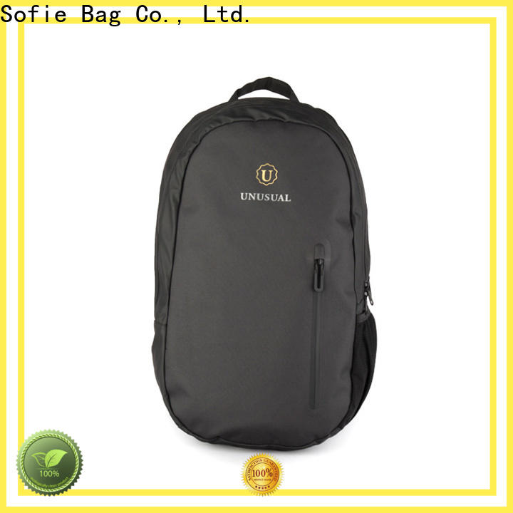 Sofie comfortable laptop business bag factory direct supply for men