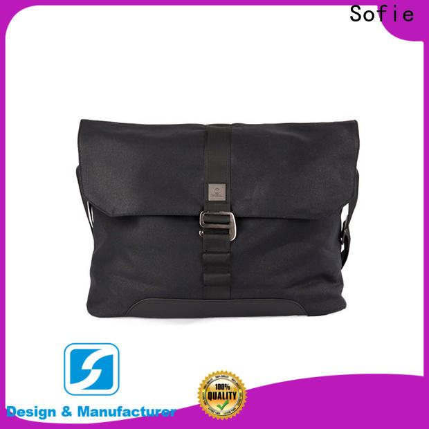 Sofie multi-functional classic messenger bag supplier for travel
