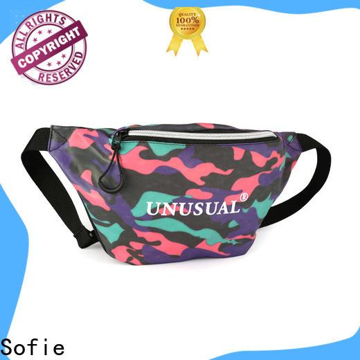 high quality waist bag for jogging
