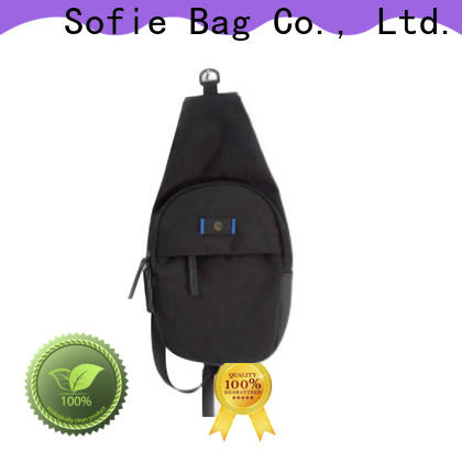 Sofie light weight crossbody sling bag series for packaging