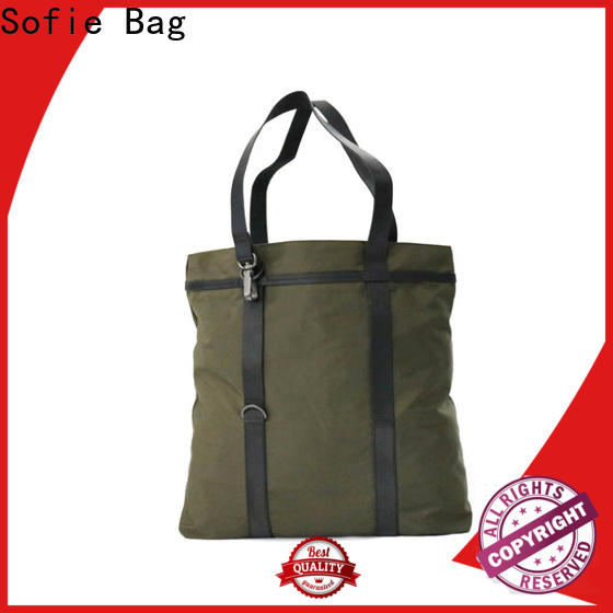 Sofie shopping bag customized for packaging