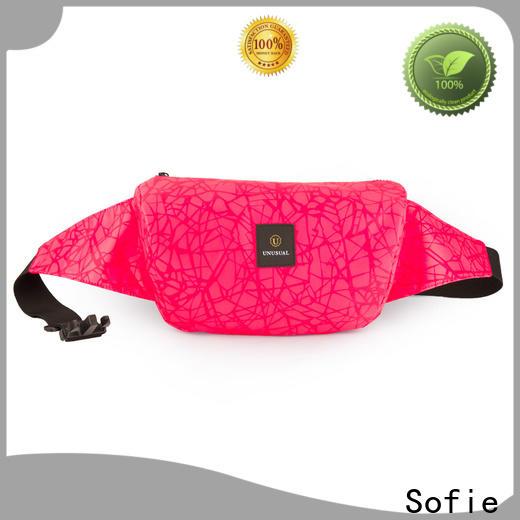 Sofie trendy waist pouch supplier for decoration