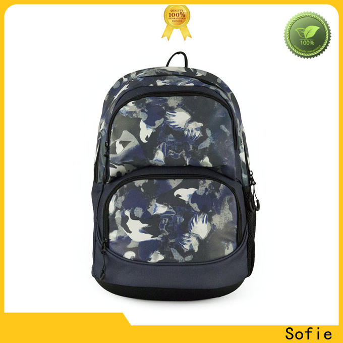 Sofie polyester school bags for kids supplier for students