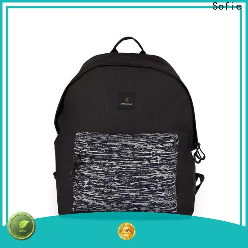 melange cool backpacks personalized for business