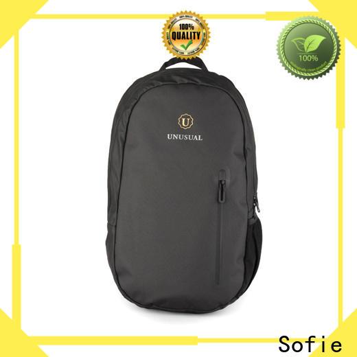 Sofie shoulder laptop bag factory direct supply for office