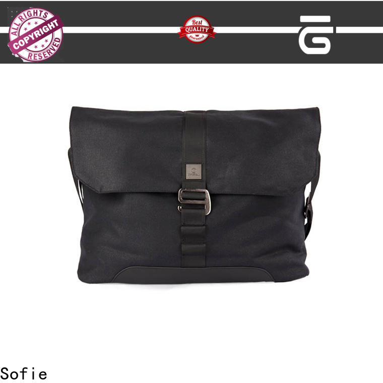 Sofie classic messenger bag series for men