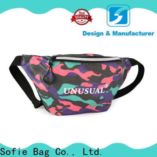 Sofie sport waist bags wholesale for jogging