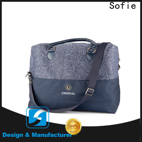 Sofie convenient travel bags for women factory direct supply for luggage