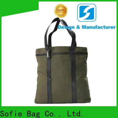 multifunctional shopping bag directly sale for men