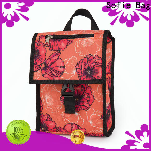 Sofie insulated bag company for packaging