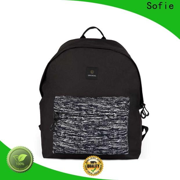 wrinkle printing classic backpack supplier for business