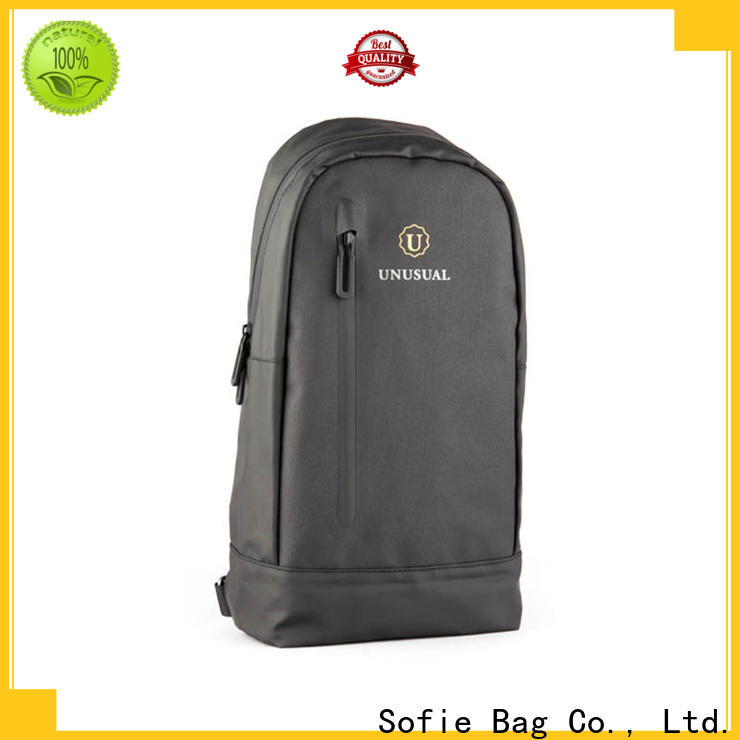 Sofie cost-effective military chest bag supplier for packaging